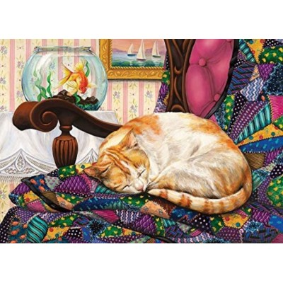 Puzzle Cobble-Hill-80315 Sweet Dreams
