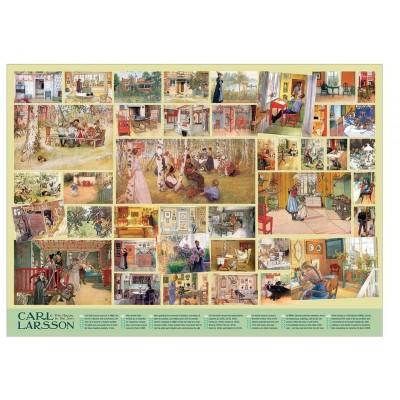 Puzzle Cobble-Hill-80327 Carl Larsson