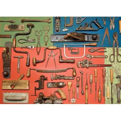 Puzzle Cobble-Hill-85010 XXL Teile - Tools