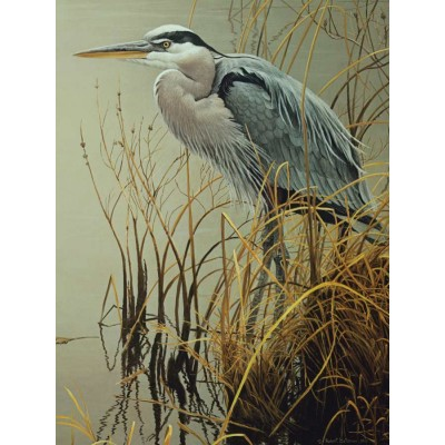 Puzzle  Cobble-Hill-85029 XXL Teile - Great Blue Heron