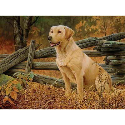 Puzzle  Cobble-Hill-85032 XXL Teile - Man's Best Friend