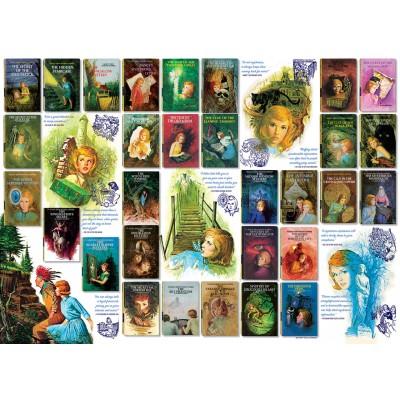 Puzzle  Cobble-Hill-85045 XXL Teile - Nancy Drew Mysteries