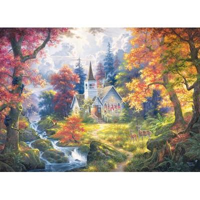 Puzzle Cobble-Hill-85053 XXL Teile - Chapel of Hope