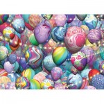 Puzzle  Cobble-Hill-85075 XXL Teile - Party Balloons