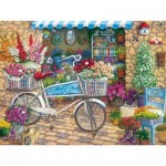 Puzzle  Cobble-Hill-88006 XXL Teile - Pedals 'n' Petals