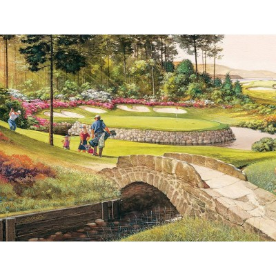 Puzzle Cobble-Hill-88022 XXL Teile - Golf Course