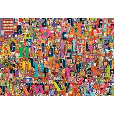 Puzzle Cobble-Hill-89010 Shelley's ABC