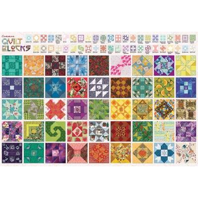 Puzzle Cobble-Hill-89014 Quilt Blocks