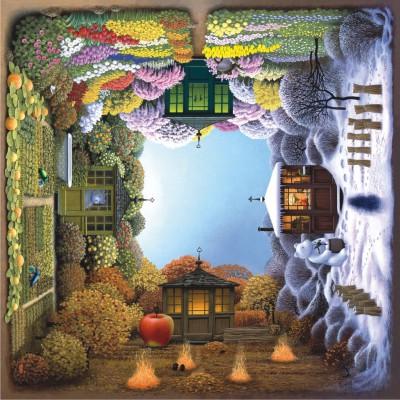 Puzzle  Perre-Anatolian-1012 Four Seasons