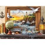 Puzzle  Perre-Anatolian-1025 Dominic Davison - Marine to Life