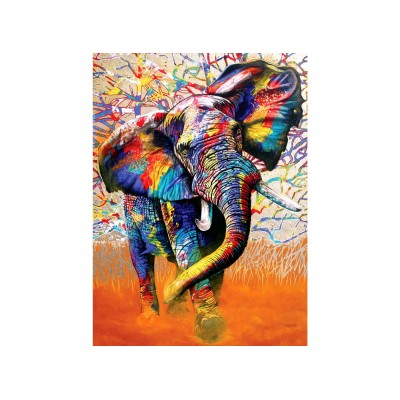 Puzzle Perre-Anatolian-1054 African Colours