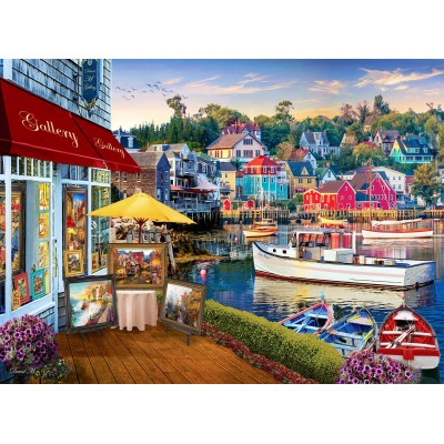 Puzzle  Perre-Anatolian-1069 Harbour Gallery