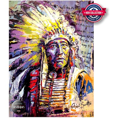 Puzzle Perre-Anatolian-1104 Chief Seattle