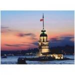 Puzzle  Perre-Anatolian-3125 Türkei: Leanderturm