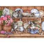 Puzzle  Perre-Anatolian-3158 Die Kätzchen