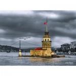Puzzle  Perre-Anatolian-3167 Türkei: Leanderturm