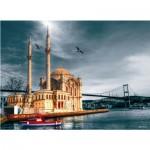 Puzzle  Perre-Anatolian-3171 Türkei - Istanbul: Ortaköy Moschee