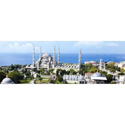 Puzzle  Perre-Anatolian-3194 Türkei - Istanbul: Die blaue Moschee