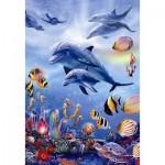 Puzzle  Perre-Anatolian-3298 Das Reich der Seepferdchen
