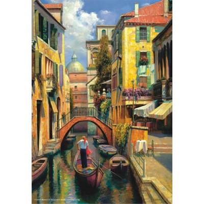 Puzzle  Perre-Anatolian-3543 Sonntag in Venedig