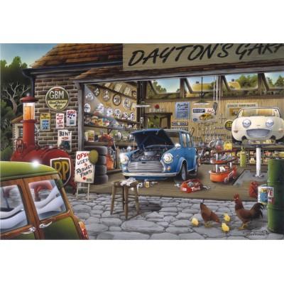 Puzzle  Perre-Anatolian-3571 Dayton's Garage