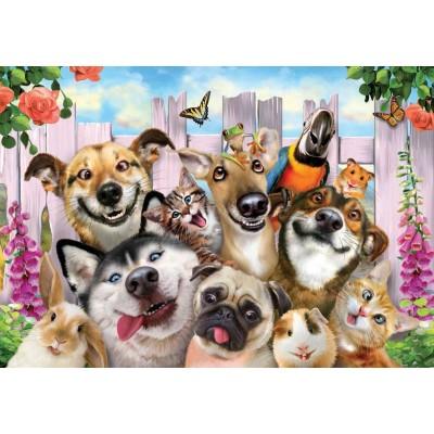Puzzle  Perre-Anatolian-3584 Pet Selfie