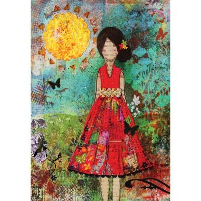 Puzzle  Perre-Anatolian-3599 Let The Sun Shine In