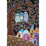 Puzzle  Perre-Anatolian-3605 Three Owls
