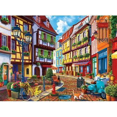 Puzzle Perre-Anatolian-3614 Cobblestone Alley