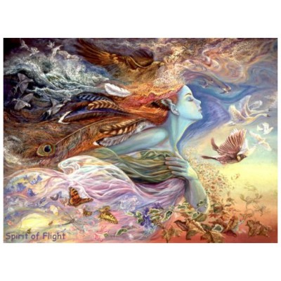 Puzzle  Perre-Anatolian-3903 Joséphine Wall - Spirit of Flight