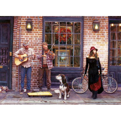 Puzzle Perre-Anatolian-3932 The Sights and Sounds of New Orleans