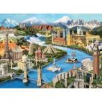 Puzzle  Perre-Anatolian-3941 Popular Landmarks