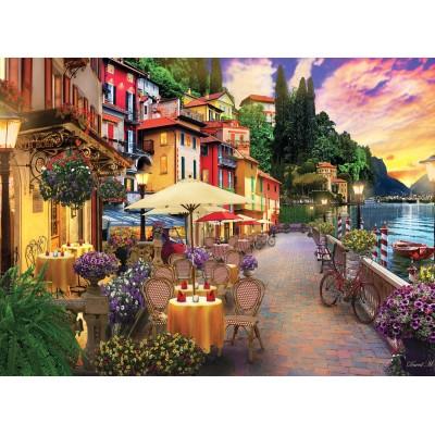 Puzzle  Perre-Anatolian-3944 Lake Como