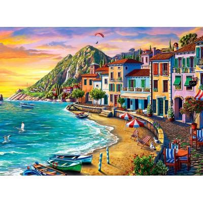 Puzzle  Perre-Anatolian-3948 Wonderful Beach