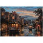 Puzzle  Perre-Anatolian-4531 Evgeny Lushpin: San Francisco Cable Cars