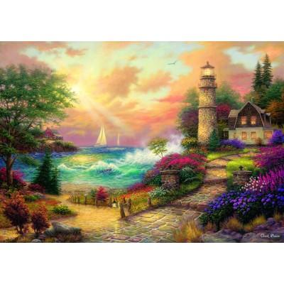 Puzzle  Perre-Anatolian-4539 Chuck Pinson - Seaside Dreams