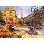 Puzzle  Perre-Anatolian-4542 Dominic Davison - Paris Street Life