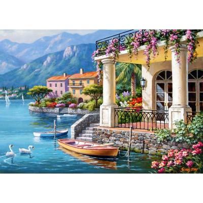 Puzzle  Perre-Anatolian-4915 Villa on the Bay
