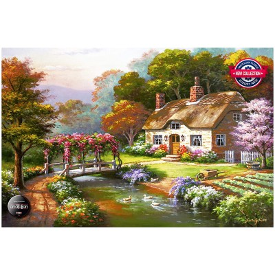 Puzzle  Perre-Anatolian-4917 Rose Cottage