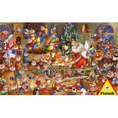 Puzzle  Piatnik-5379 Ruyer: Weihnachten