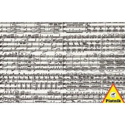 Puzzle  Piatnik-5434 Musikpartitur