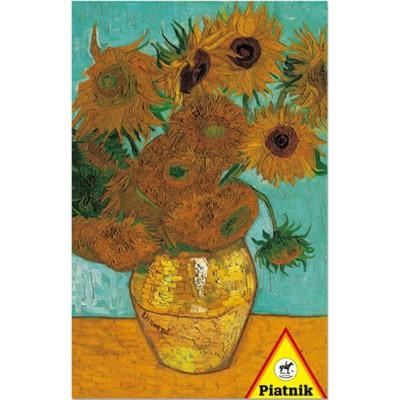 Puzzle  Piatnik-5617 Van Gogh: Sonnenblumen