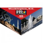 Pigment-and-Hue-DBLWDC-00918 Beidseitiges Puzzle - Washington D.C.