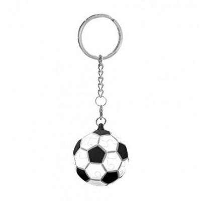 Pintoo-A1366 Schlüsselanhänger 3D Puzzle - Fußball
