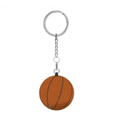 Pintoo-A1367 Schlüsselanhänger 3D Puzzle - Basket