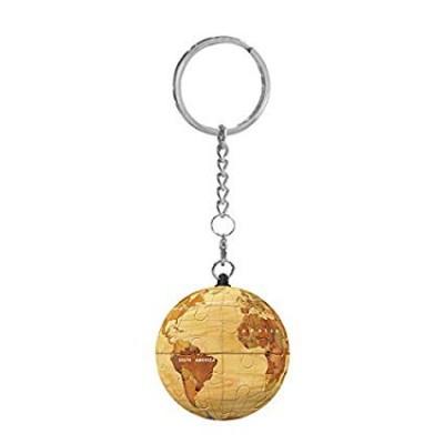 Pintoo-A2842 Schlüsselanhänger 3D Puzzle - Globe