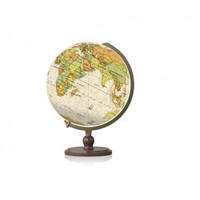 Pintoo-A2894 3D Puzzle - Weltkarte (auf Englisch)