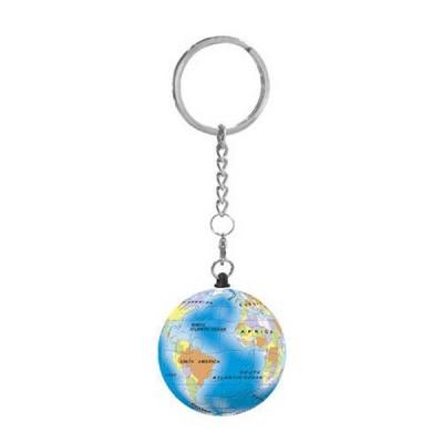 Pintoo-A2901 Schlüsselanhänger 3D Puzzle - Globe