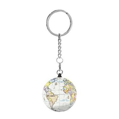 Pintoo-A2902 Schlüsselanhänger 3D Puzzle - Globe
