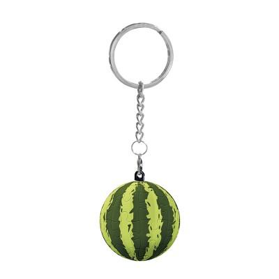 Pintoo-A3426 Schlüsselanhänger 3D Puzzle - Watermelon